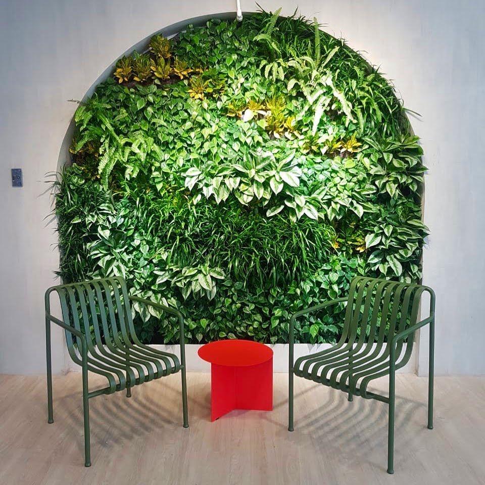 Innovative vertical gardening solutions