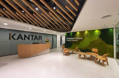 PROJECT: Kantar Philippines LOCATION: The Podium West TowerCOUNTRY: Philippines