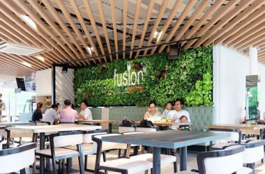 PROJECT: Fusion Spoon LOCATION: JLGCOUNTRY: Singapore