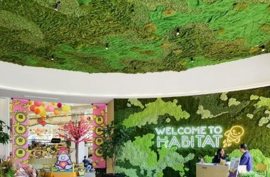 PROJECT: Habitat -Honestbee COUNTRY: Singapore