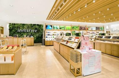 PROJECT: Innisfree LOCATION: Mall of Asia COUNTRY: Philippines​