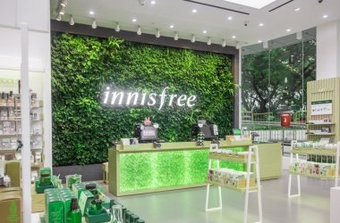 PROJECT: Innisfree LOCATION: Tiong BahruCOUNTRY: Singapore