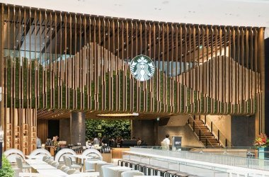 PROJECT: Starbucks LOCATION: Jewel Changi AirportCOUNTRY: Singapore